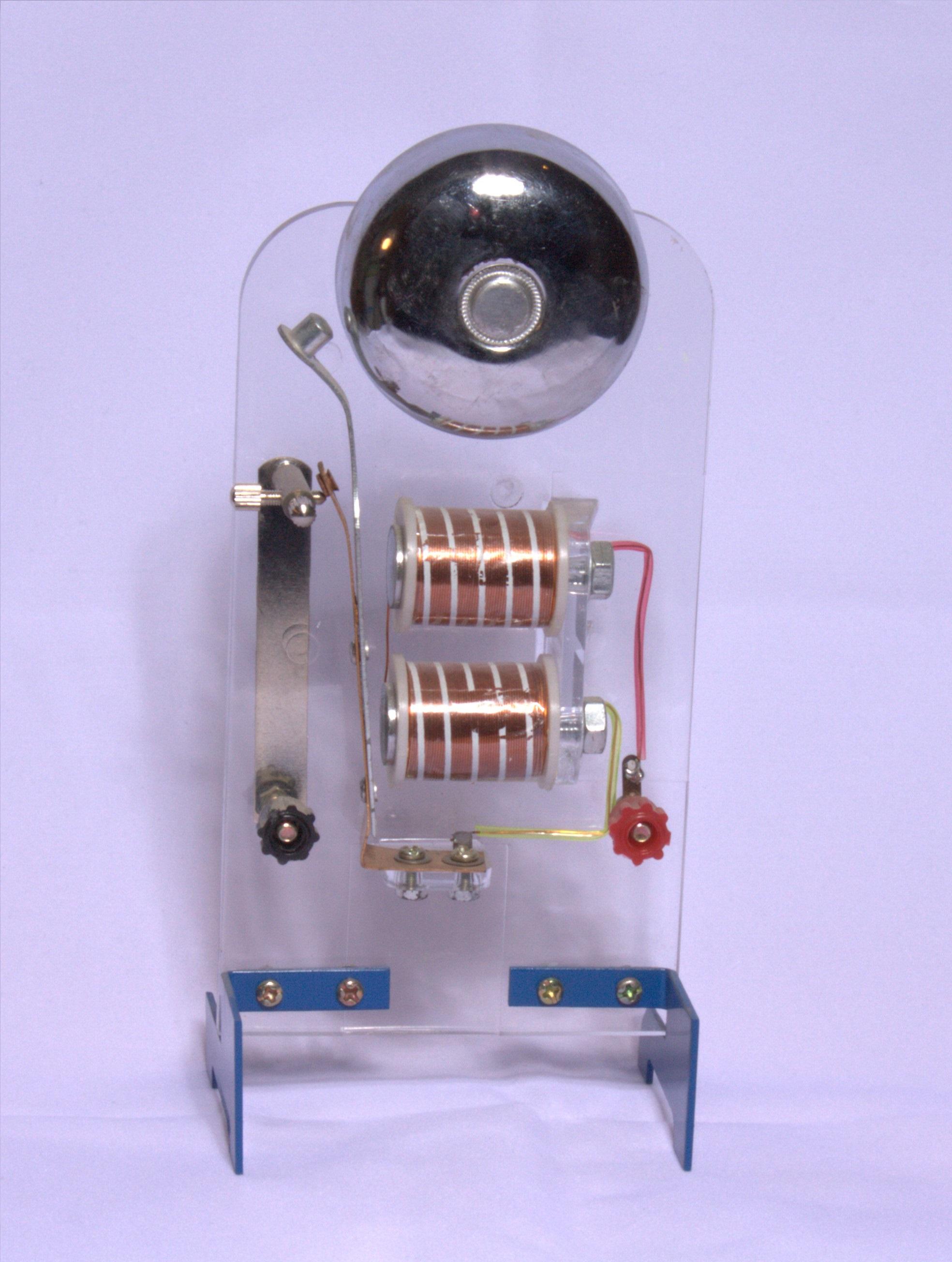 Электромеханический звонок своими руками 88